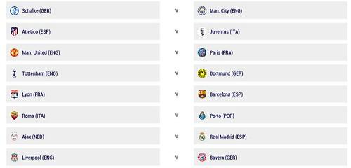 UEFA2018-2019-R16