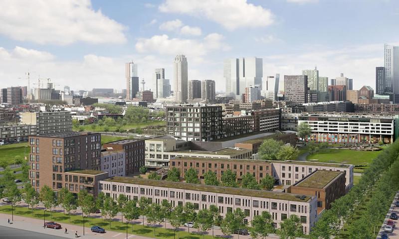 Machinistenhof Rotterdam