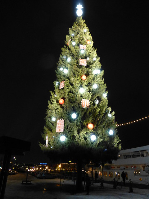 Christmas tree (Explored), Panasonic DMC-TZ30