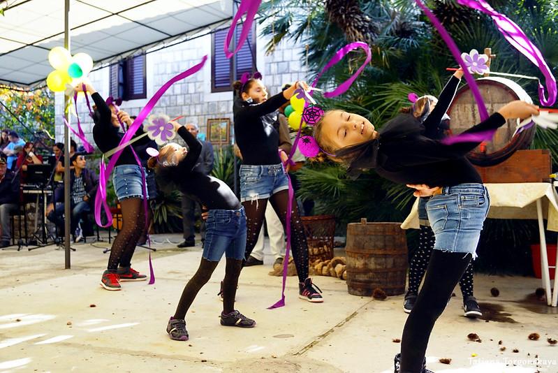 """Танец девочек из студии""""Infinity"""""""
