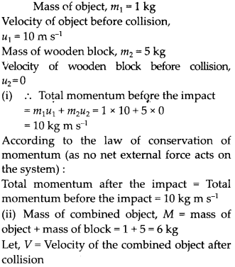 NCERT Solutions for Class 9 Science Chapter 9 Force and Laws of Motion 13