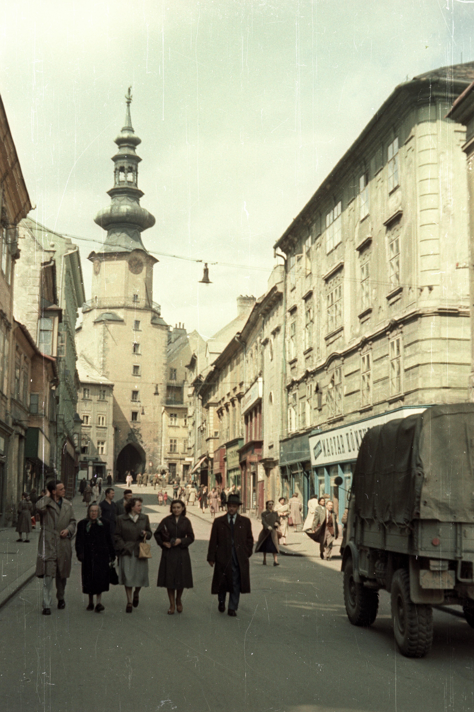 Братислава. Михайловские ворота