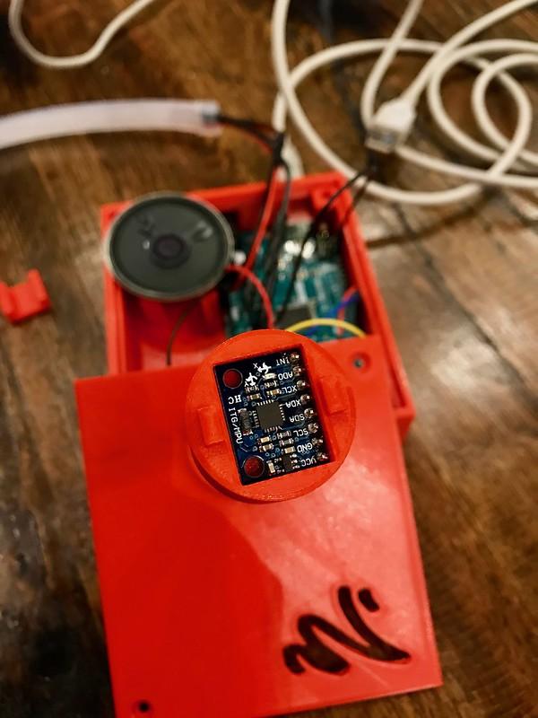 Arduino Twang joystick