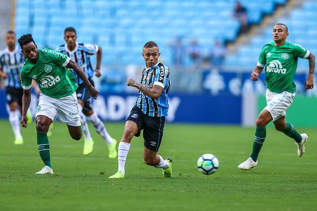Grêmio x Chapecoense 18/11/18