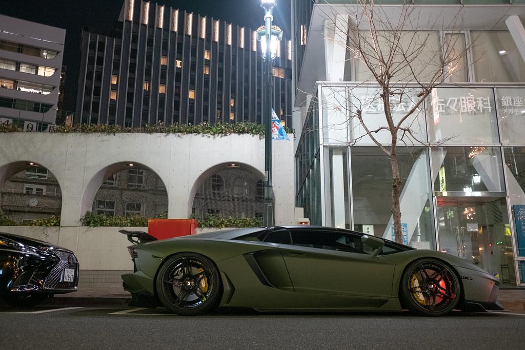 Lamborghini Aventador 2019/01/23 X7001560