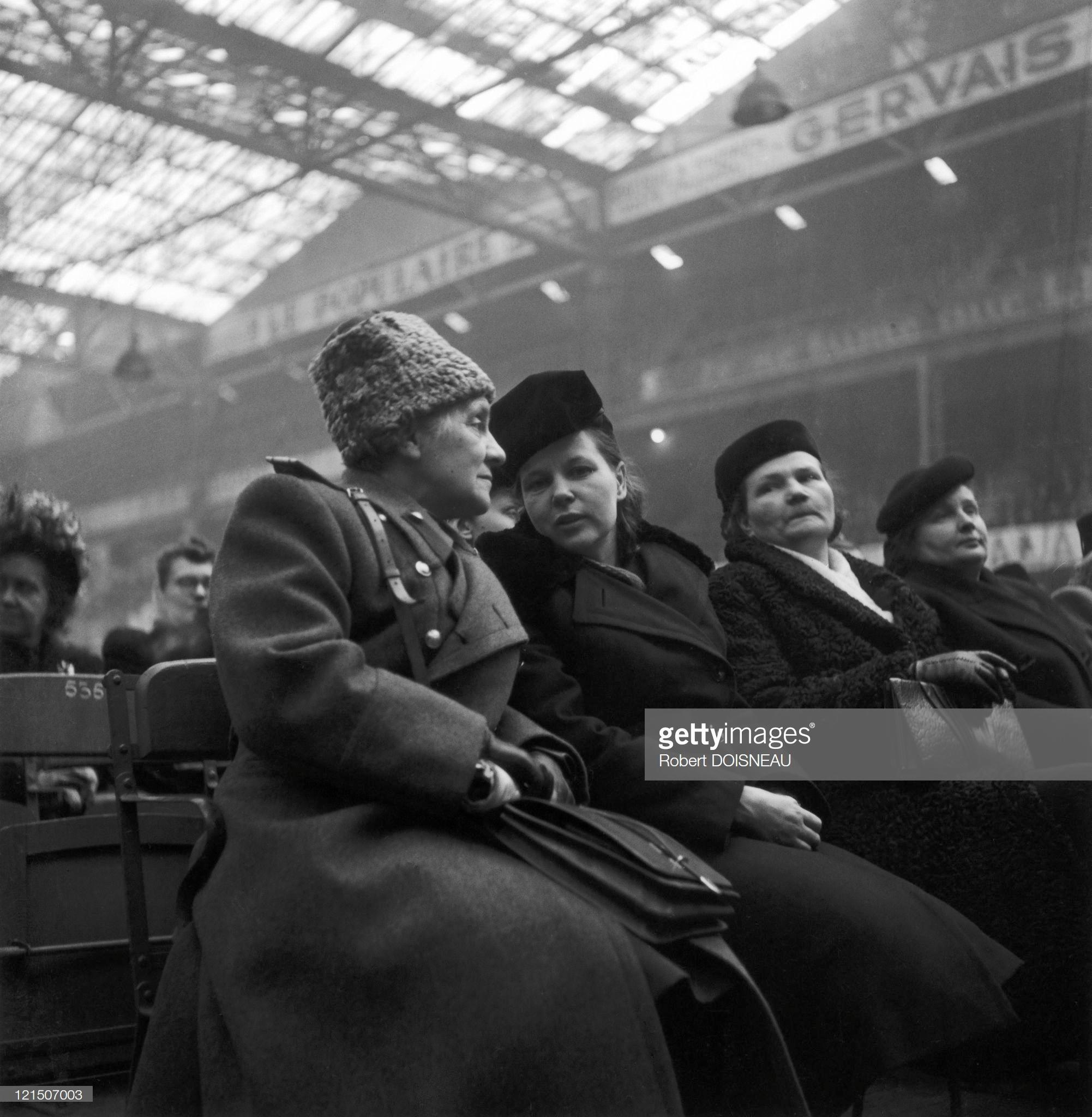 1945. Коммунистическая партия, Международная женская конференция