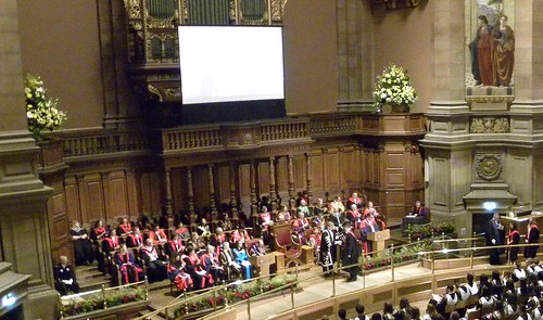 Graduation McEwan Hall