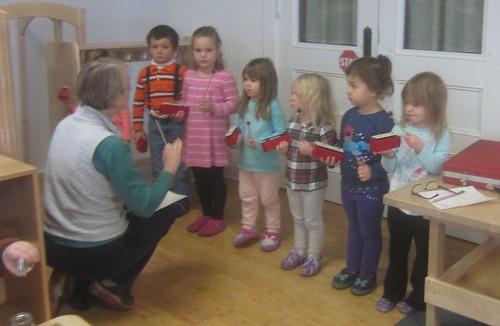 glockenspiel practice