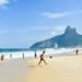 3. Playa de Leblón en Ipanema, una de las mejores que visitar en Rio de Janeiro