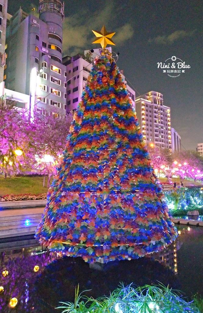 柳川 水中聖誕樹 耶誕樹09