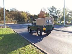 1980 Land Rover BFW429W
