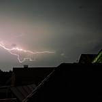 12. Detsember 2018 - 13:07 - Thunderstorm, Rosendahl-Darfeld, Germany, 21-07-2009  EOS-300 analog film, 30 sec. exposure
