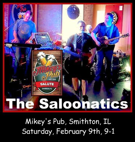 The Saloonatics 2-9-19
