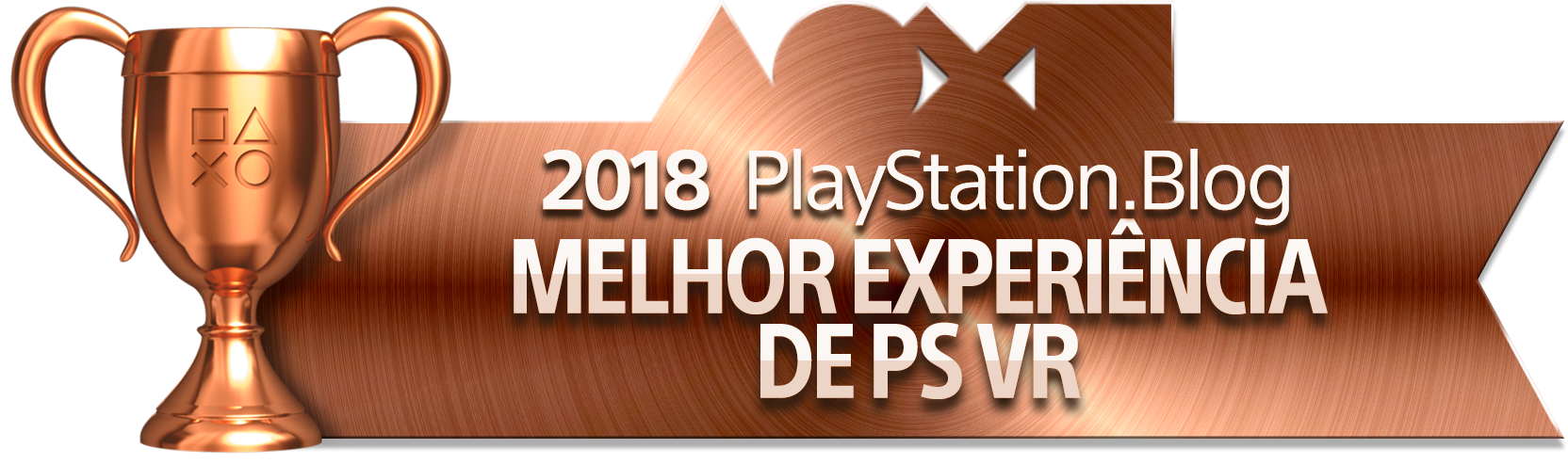Best PS VR Experience - Bronze