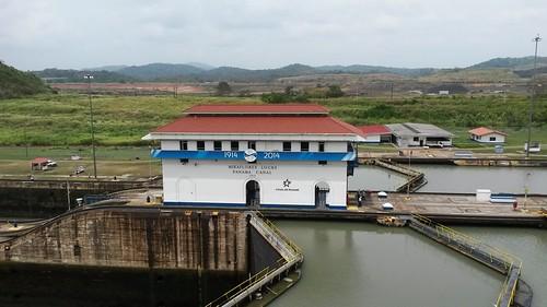 Panamakanal Miraflores