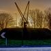 Filton Roundabout Sunrise