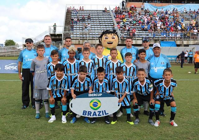 Grêmio é campeão da IberCup 2019