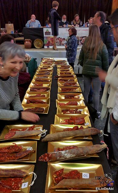 En Covaleda se elige el Mejor Chorizo del Mundo 1