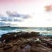 Makapuʻu Beach sunrise