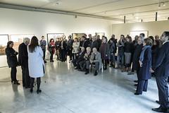 dj., 15/11/2018 - 11:22 - Inauguració donació 6 escultures Museu Can Framis 06