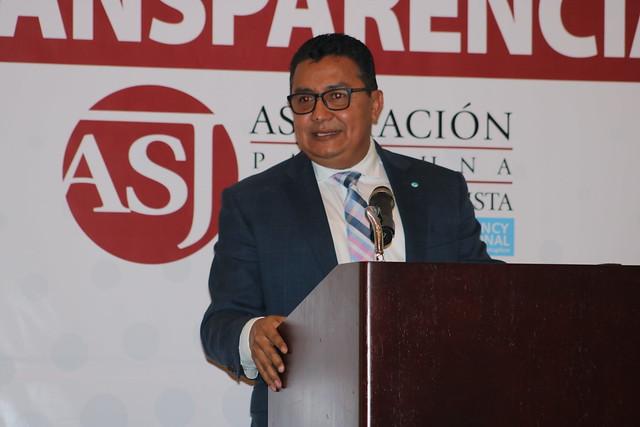 Conferencia magistral sobre reformas electorales