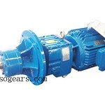 RM67 Helical Geared Motor for Agitator