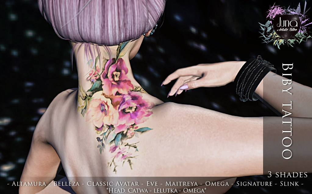 Biby tattoo - TeleportHub.com Live!