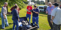Urbana Red Cross Radio Drill