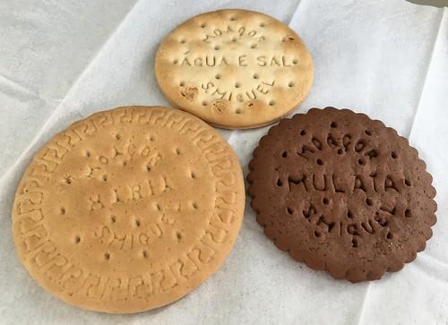 Azores Airlines Moaçor Biscuits (Ponta Delgada, Açores)