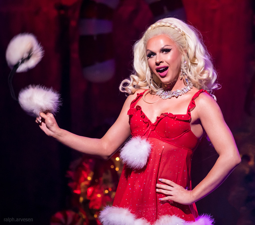 Farrah Moan | Texas Review | Ralph Arvesen