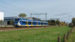 Harselaar NSR SNG 2308 trein 91543 Amersfoort
