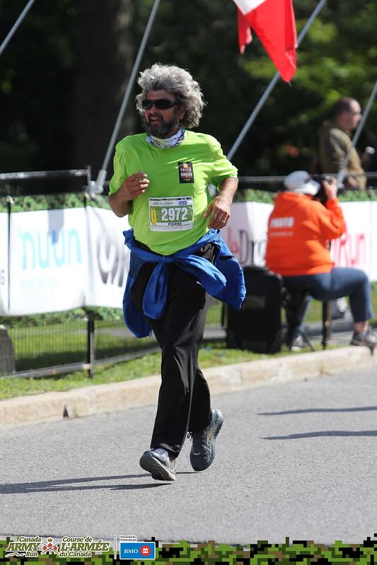 Army Run Pierre
