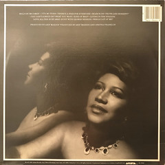 ARETHA FRANKLIN:LOVE ALL THE HURT AWAY(JACKET B)