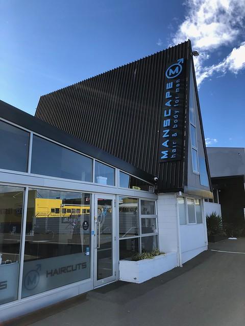 Manscape, Christchurch
