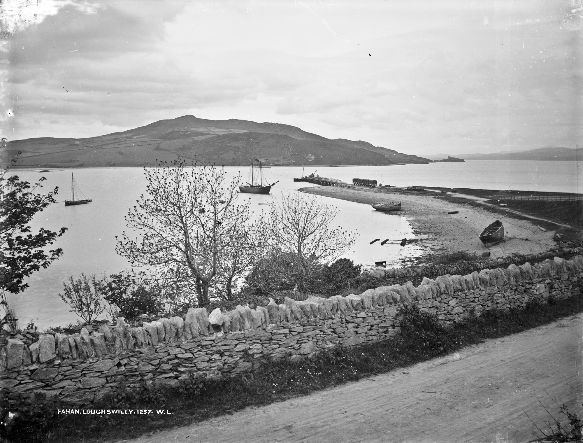 Fahan in Lough Swilly.