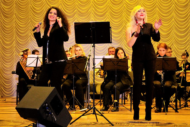 30.11.18. A tribute to ABBA&Boney M. Енакиево