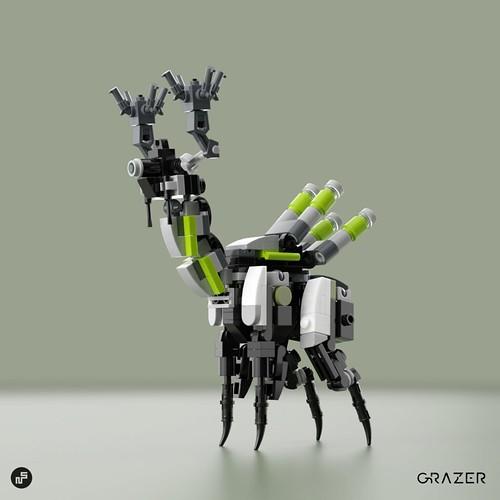 Grazer - Horizon Zero Dawn