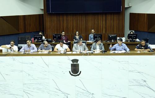 Audiência pública para debater soluções para minimizar a violência diante dos diversos casos de brigas e confusões que ocorrem no entorno das casas de show, boates e bares do Município de Belo Horizonte - 11ª Reunião - Comissão Especial de Estudo