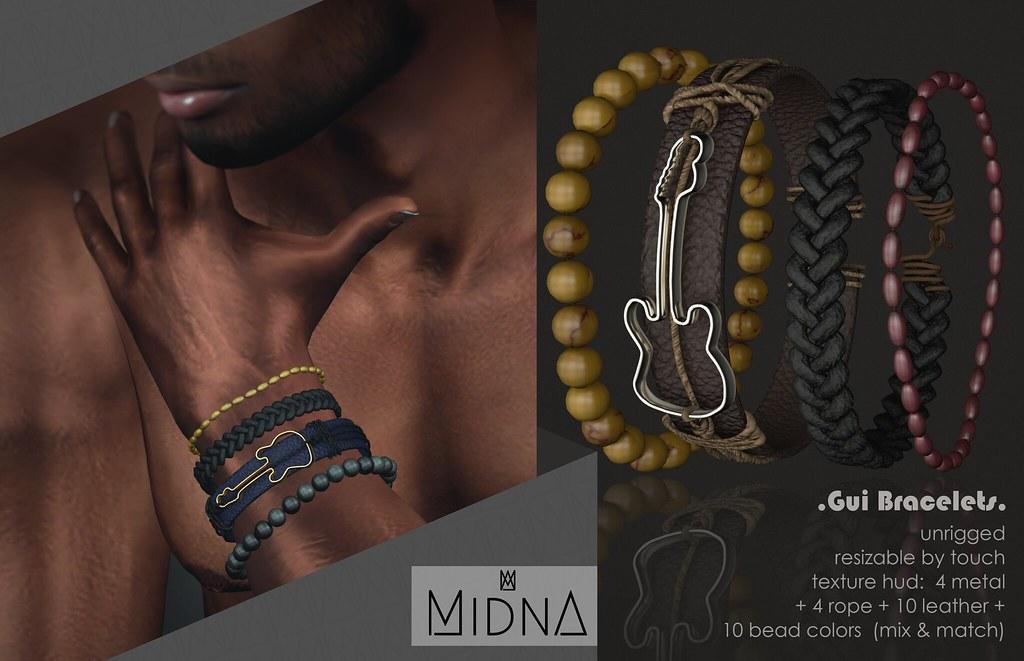 Midna – Gui Bracelets