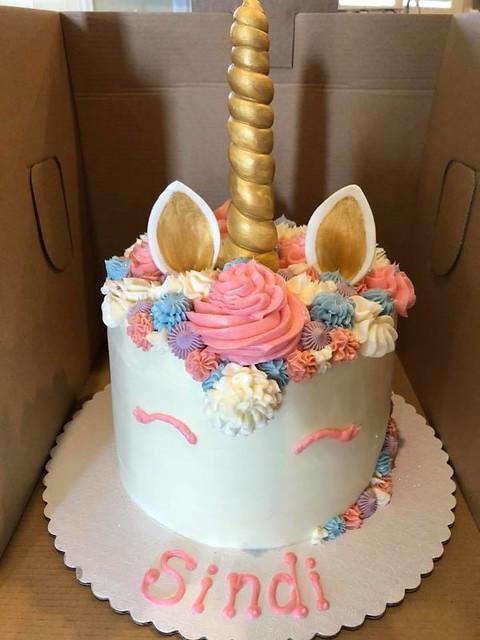 Cake by Sweet K's Bakery