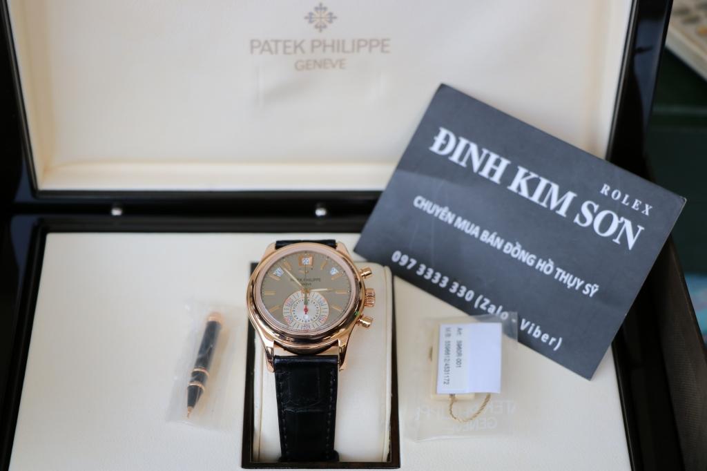 cửa hàng thu mua đồng hồ patek philippe