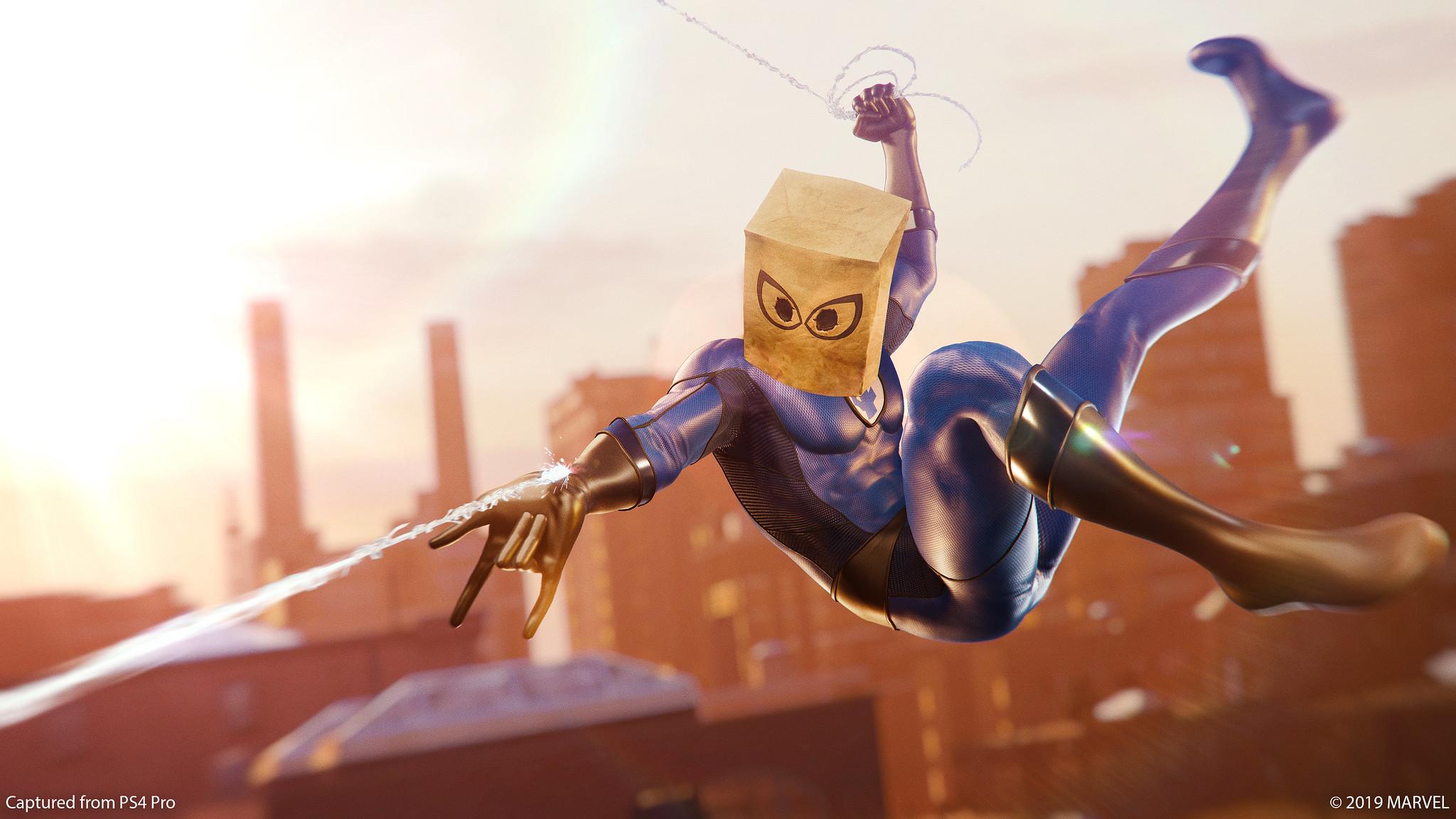 32904176438 8bdbabcb56 k - Die geheime Geschichte der Marvel's Spider-Man-Anzüge, erzählt von den Künstlern von Insomniac Games