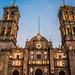 2018 - Mexico - Puebla - Cathedral at Dusk por Ted's photos - For Me & You