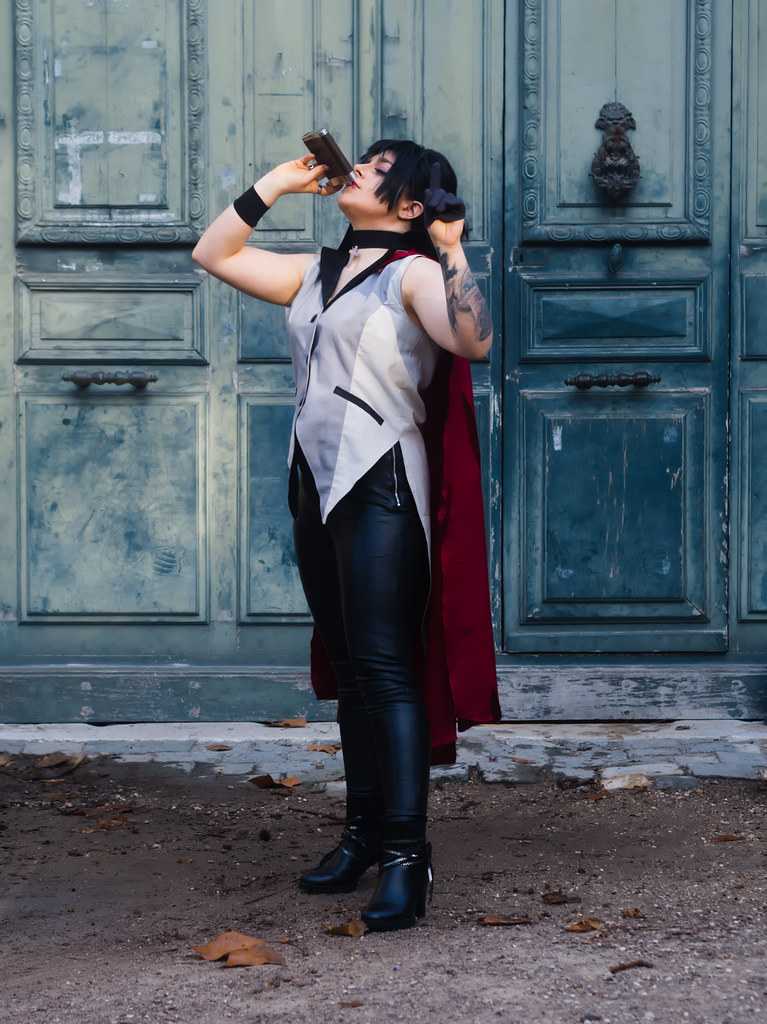 related image - Shooting RWBY - Jardin de la Magalone - Marseille -2019-02-22- P1499397