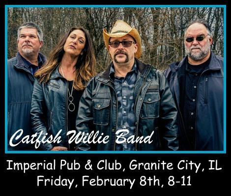 Catfish Willie Band 2-8-19