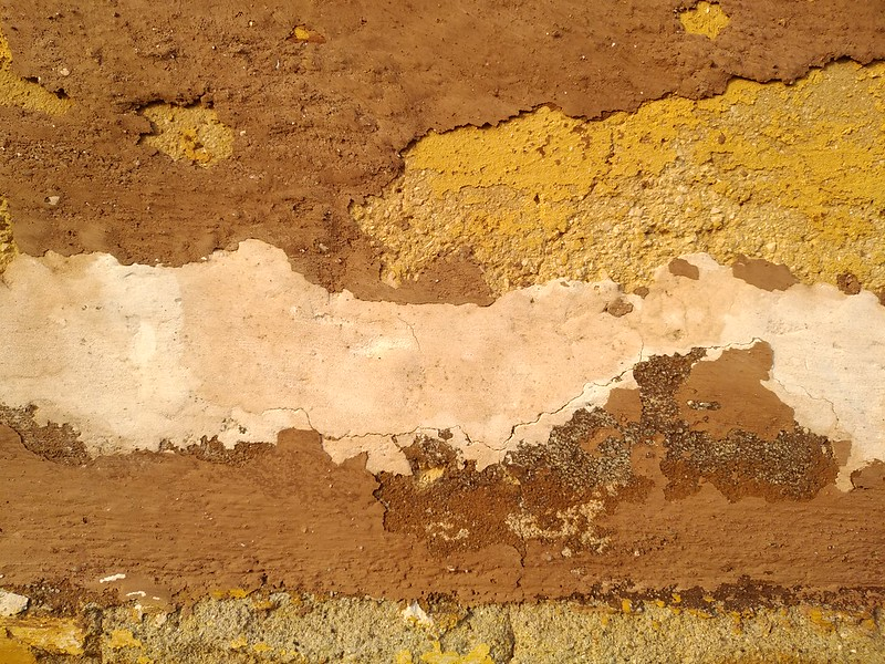 Orange Wall Texture #2