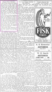 2018-11-15. Deepriver, Gazette, 6-29-1923