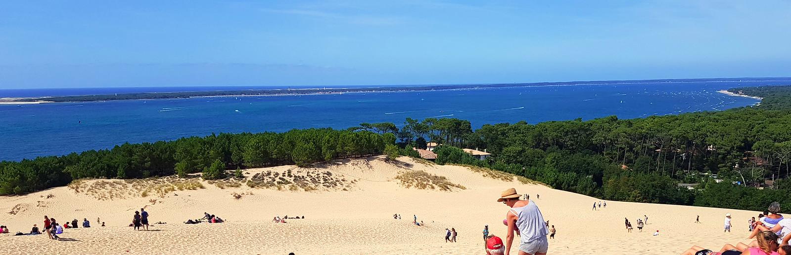 Dune du Pilat Francia Burdeos dune du pilat - 44217263080 3d0b2f8c62 h - Dune du Pilat, la duna de arena más alta de Europa