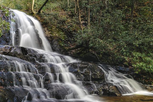 Laurel Falls, 2018.11.24, Sony ILCE-6000, Sigma 19mm F2.8 [EX] DN