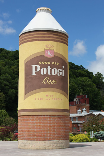 Potosi Beer Can - Potosi, WI